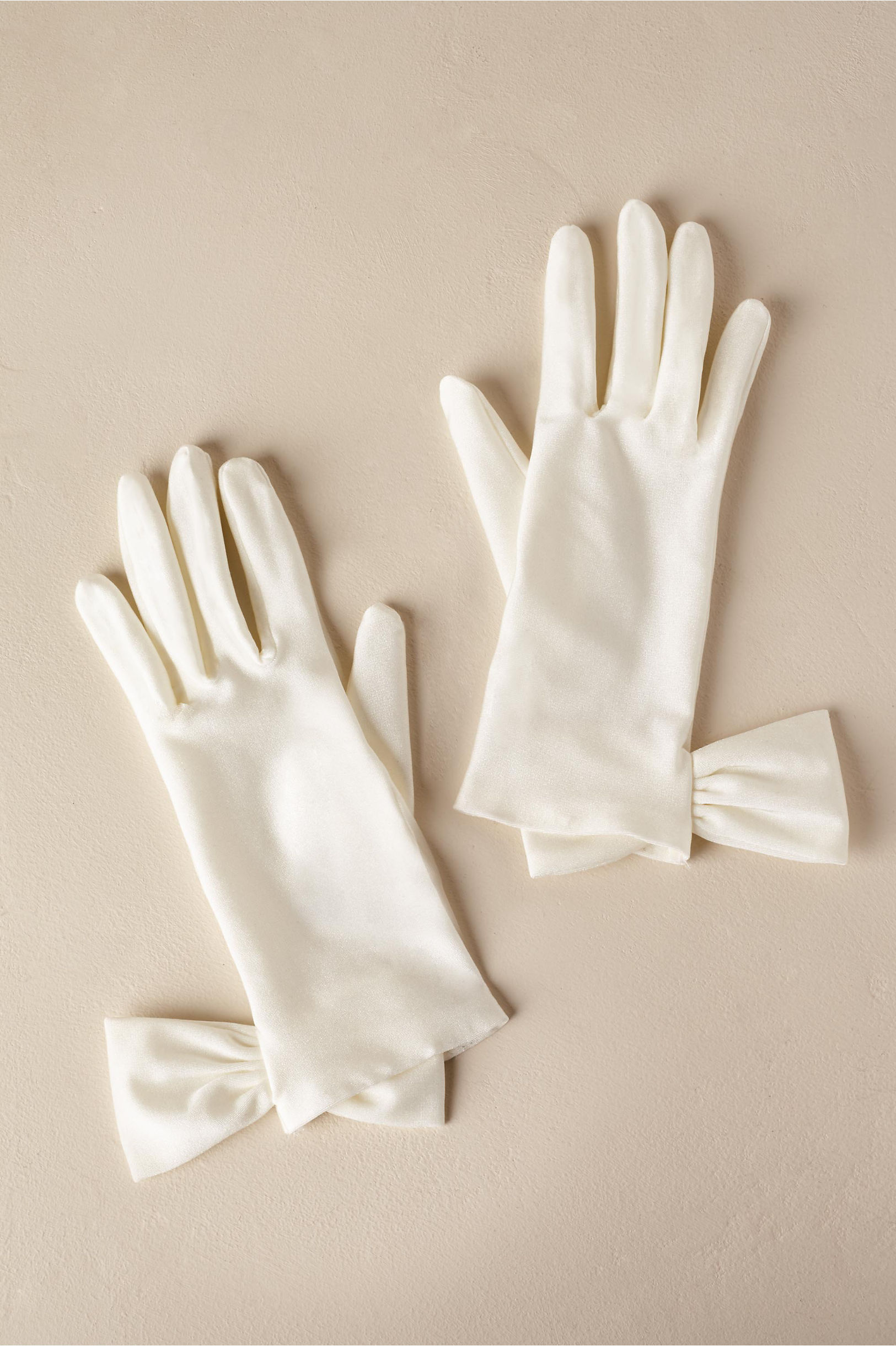 Vintage Inspired Wedding Dress | Vintage Style Wedding Dresses Penny Gloves $98.00 AT vintagedancer.com