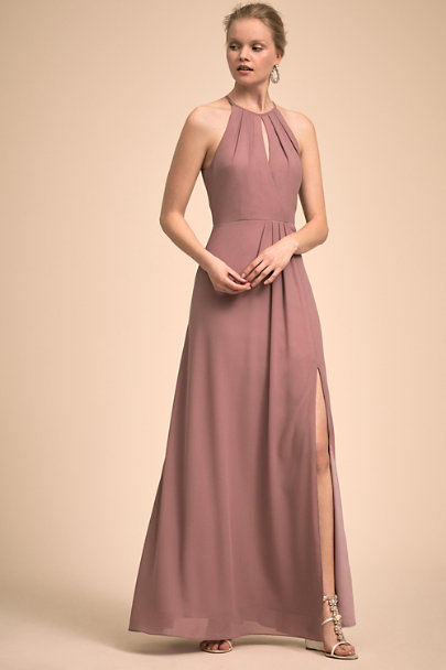 BHLDN Violet Grey Marco Dress | BHLDN