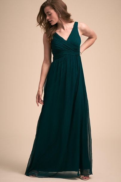 BHLDN Caspian Sea Angie Dress | BHLDN