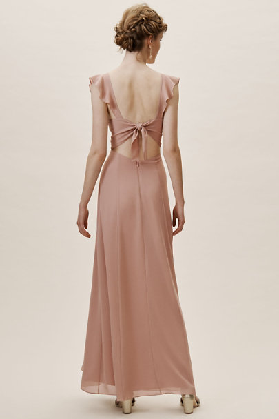 BHLDN Whipped Apricot Diana Dress | BHLDN
