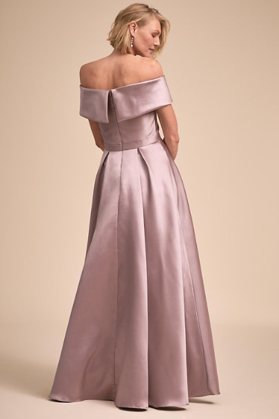 BHLDN Lilac Camryn Dress | BHLDN