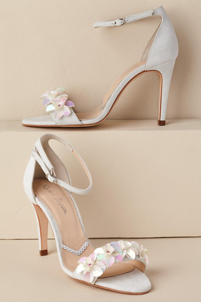 Rachel Simpson Dove Lolita Heel | BHLDN