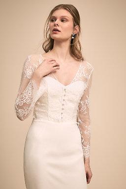 Wedding dress cover ups wedding boleros bhldn sahara topper sahara topper junglespirit Gallery