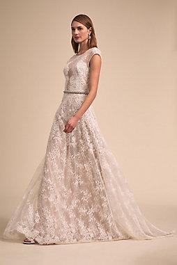 Theia bridal dresses bhldn b h l d n felicia gown junglespirit Gallery