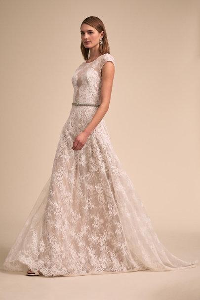 abf4b5d0ad4 Theia Bridal Ivory Felicia Gown
