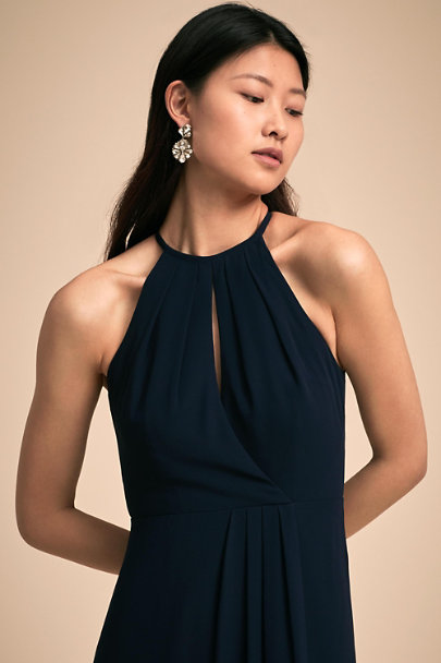 BHLDN Navy Marco Dress | BHLDN