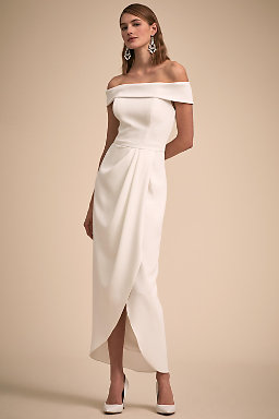 Wedding reception dresses little white dresses bhldn jude dress junglespirit Image collections