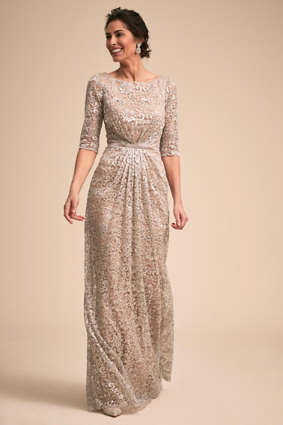 BHLDN Champagne Grant Dress | BHLDN