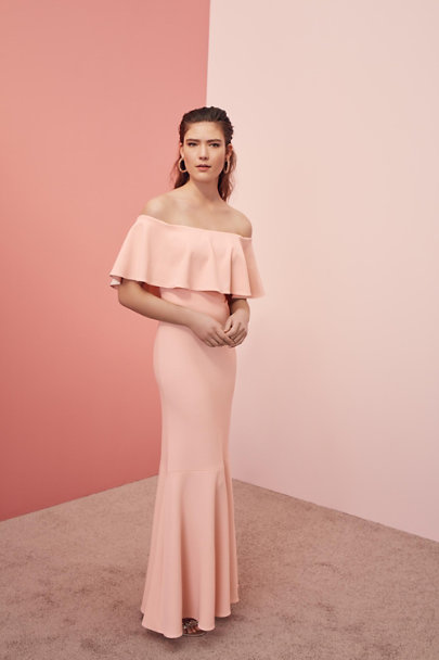 BHLDN Blush Dara Dress | BHLDN
