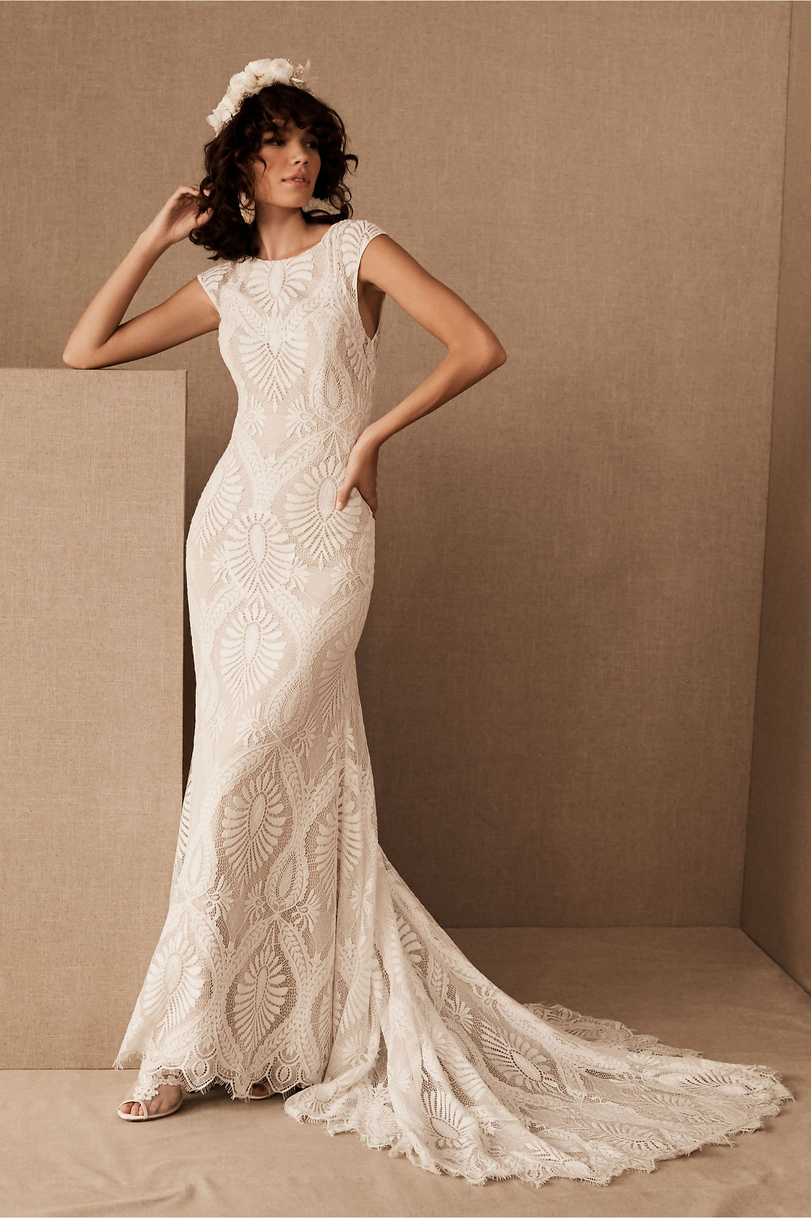 BHLDN Ludlow Gown
