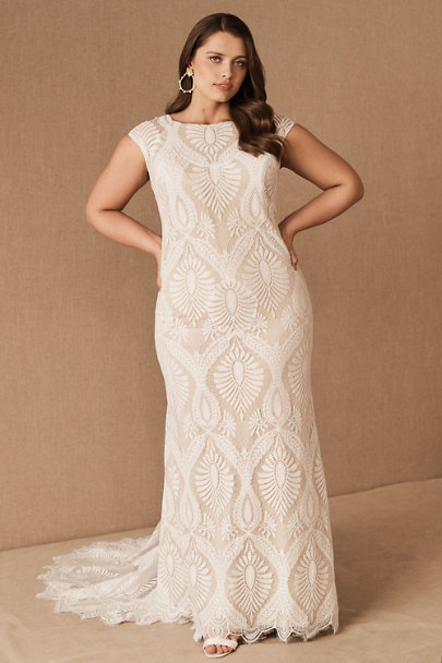 View larger image of BHLDN Ludlow Gown