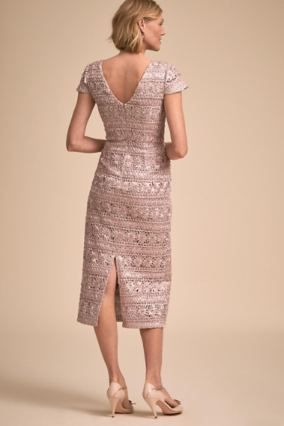 JS Collection Blush Sienne Dress | BHLDN