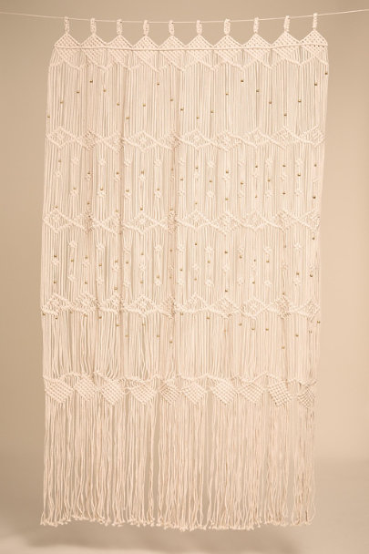 Neutral Mirabella Wall Hanging | BHLDN