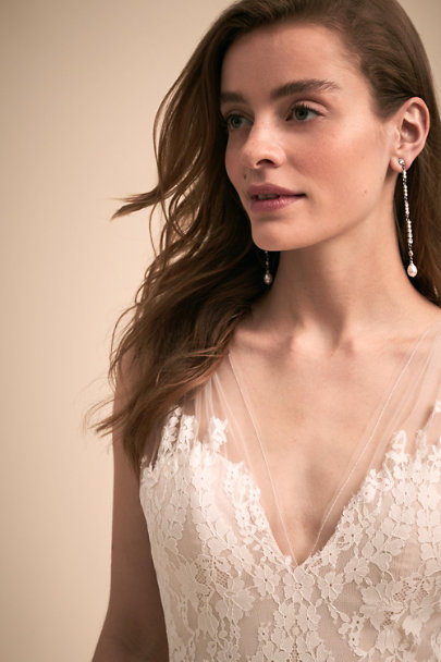 Wtoo by Watters Ivory Cecily Gown | BHLDN