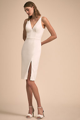 shop little white dresses on sale bhldn