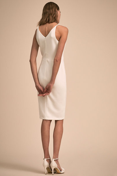 BHLDN Ivory Emmett Dress | BHLDN