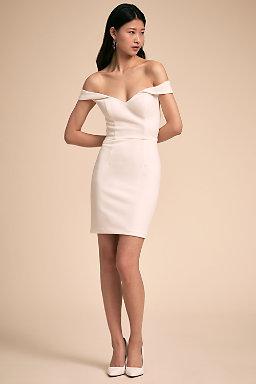 Wedding reception dresses little white dresses bhldn empress dress junglespirit Image collections