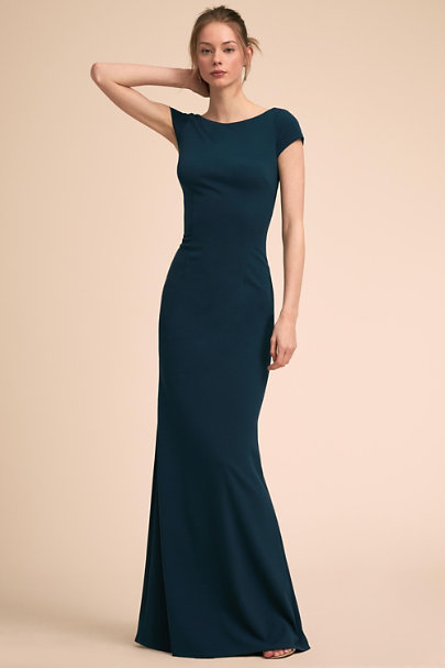 Katie May Peacock Madison Dress | BHLDN