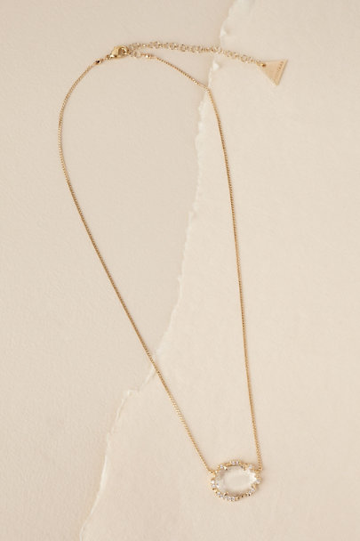 Serefina Gold Tamra Necklace | BHLDN
