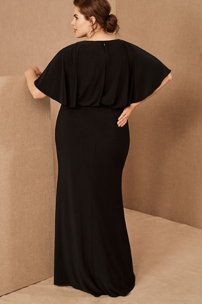 View larger image of Lena Flutter Sleeve Jersey Dress