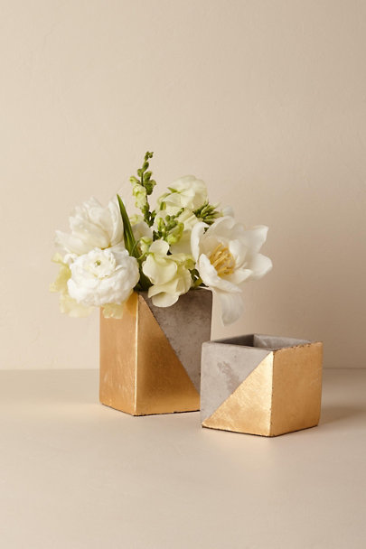 Grey Paradox Vase | BHLDN