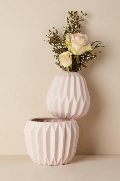 View larger image of Matte Fluted Vase