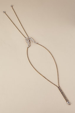 Bari Drape Necklace