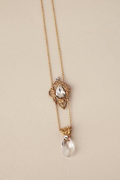 View larger image of Shona Back Drape Necklace
