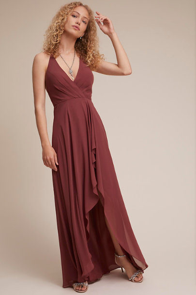 ed0761df0f0 Farrah Dress Cinnamon Rose in Sale