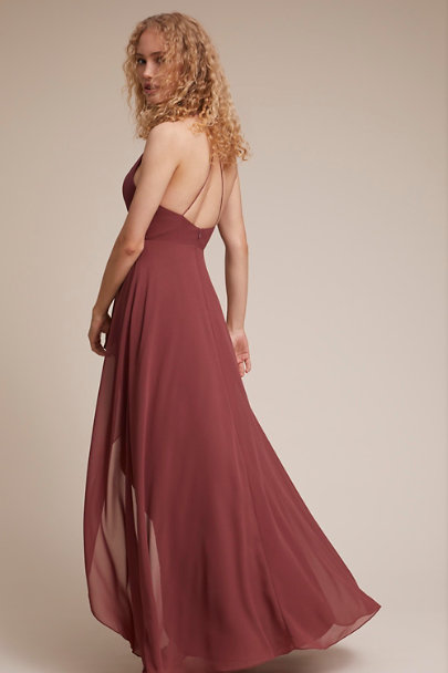 Jenny Yoo Cinnamon Rose Farrah Dress | BHLDN