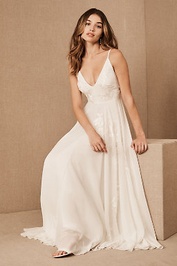 3ee6ce151a6 Bohemian Wedding Dresses   Boho Bridal Gowns