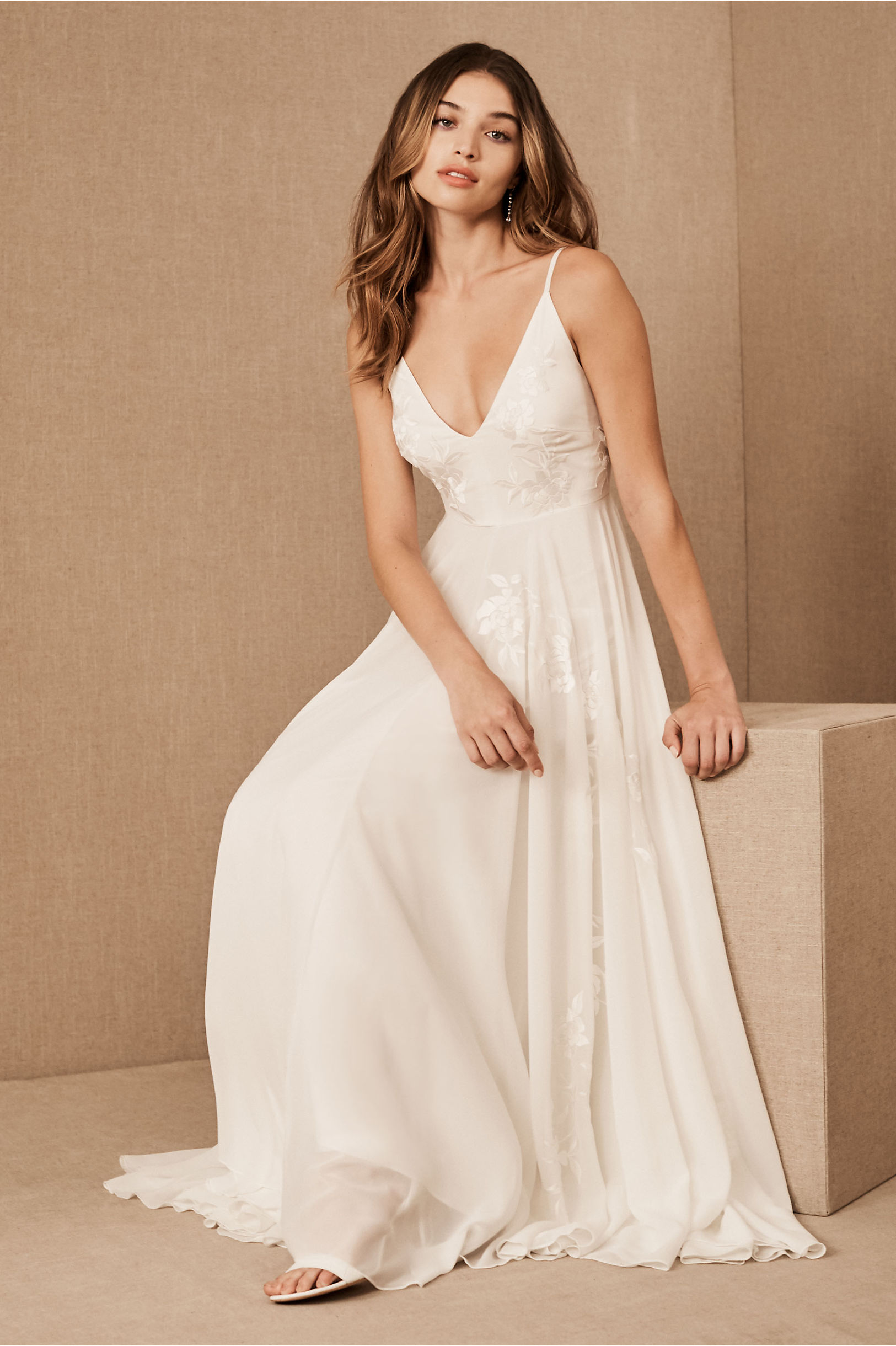 fa2908b1235 Dreams Of You Gown Ivory in New
