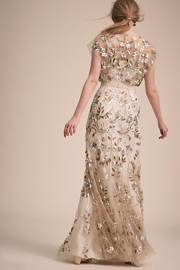 Flourishing Vines Gown