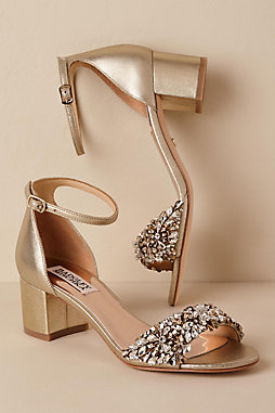 Badgley Mischka Vega Heels