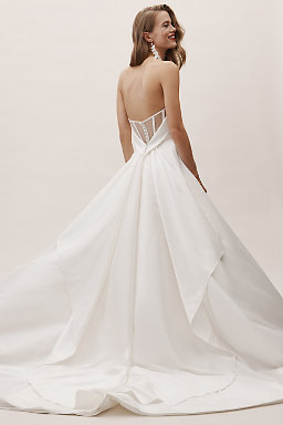 851d96d9fb4d Modern Wedding Dresses & Structured Gowns | BHLDN