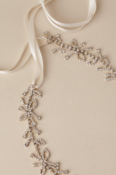 Paris by Debra Moreland Silver Safia Belt | BHLDN
