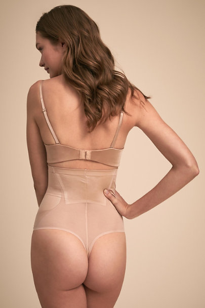 View larger image of SPANX High-Waisted Thong