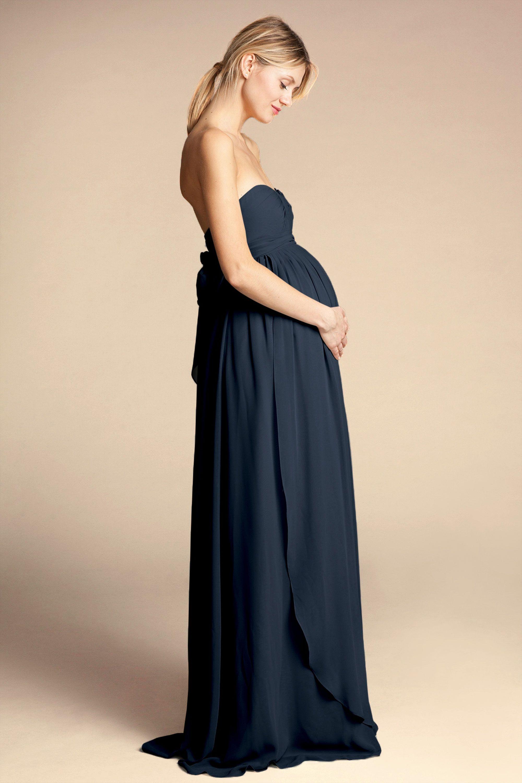 Cerise Maternity Dress