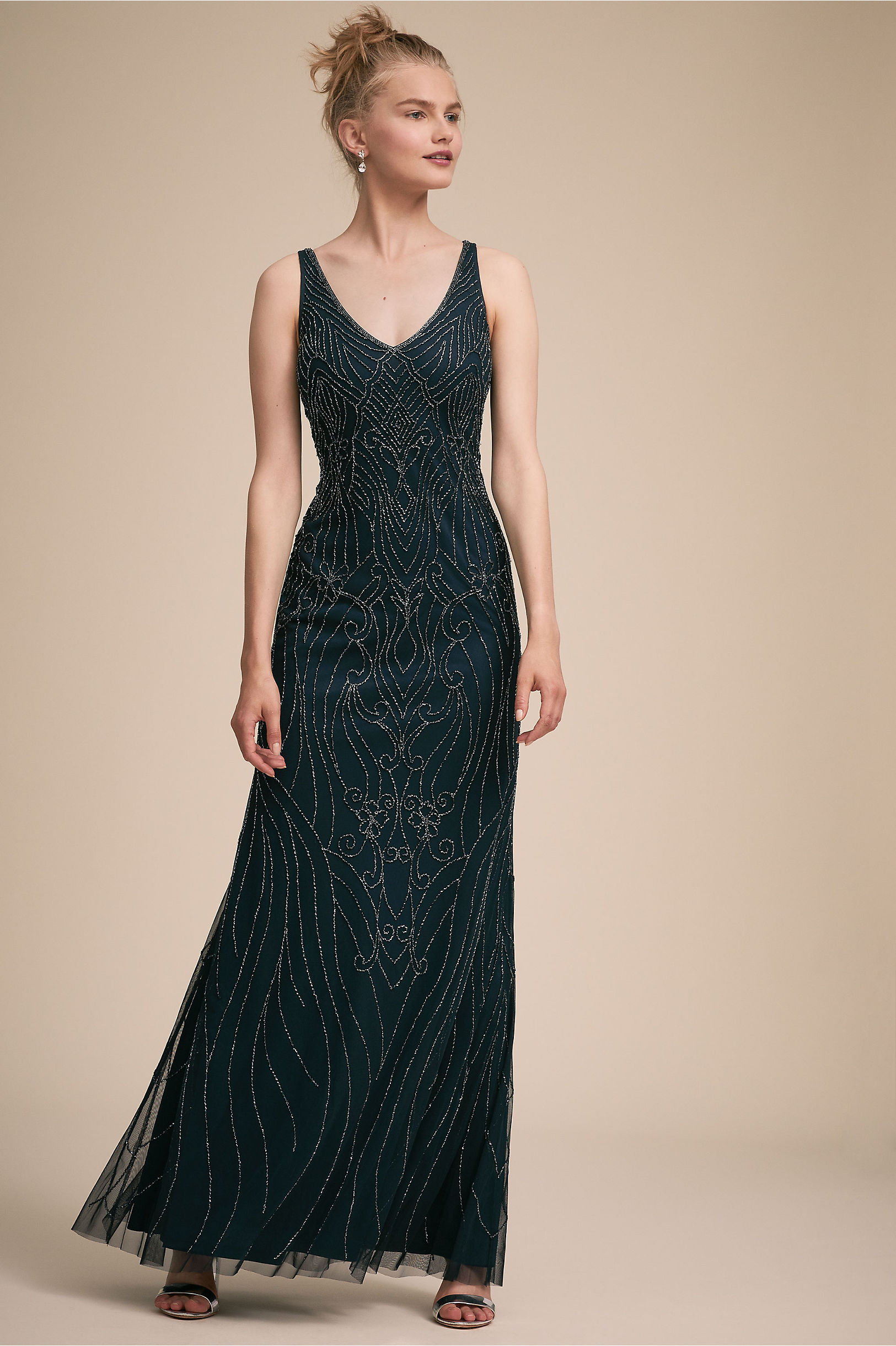 1930s Evening Dresses | Old Hollywood Dress Sutton Dress $240.00 AT vintagedancer.com