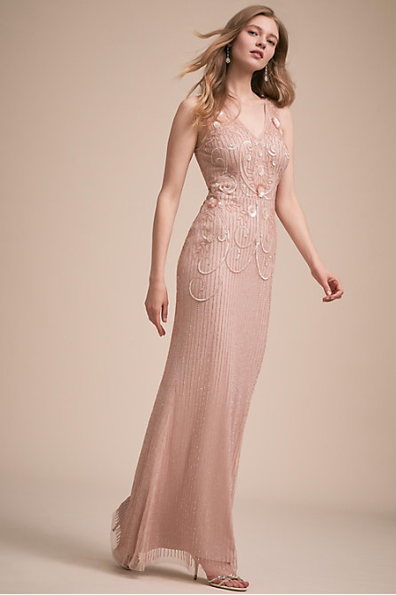 BHLDN Kincaid Dress