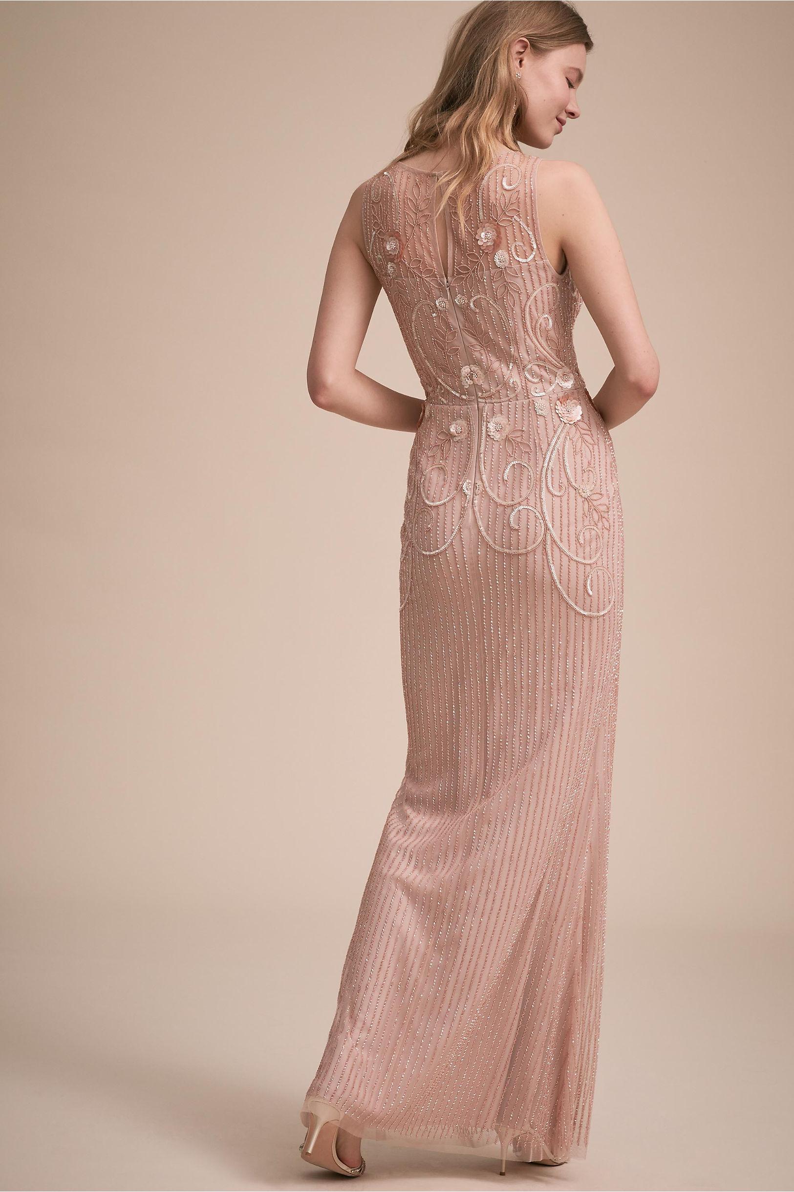 d850527c7931 Kincaid Dress Blush in New | BHLDN