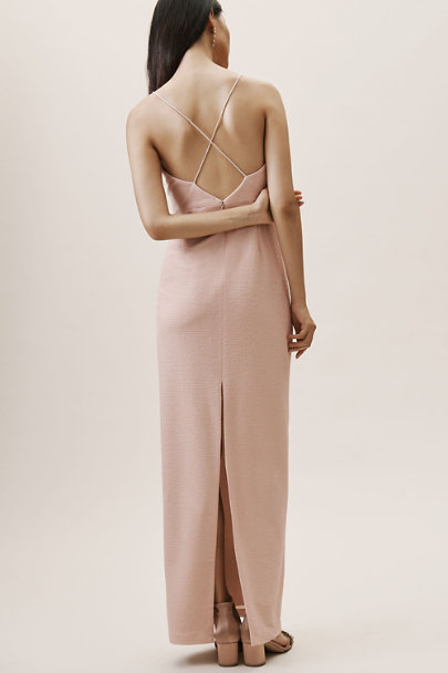 Adrianna Papell Blush Rhodes Dress | BHLDN