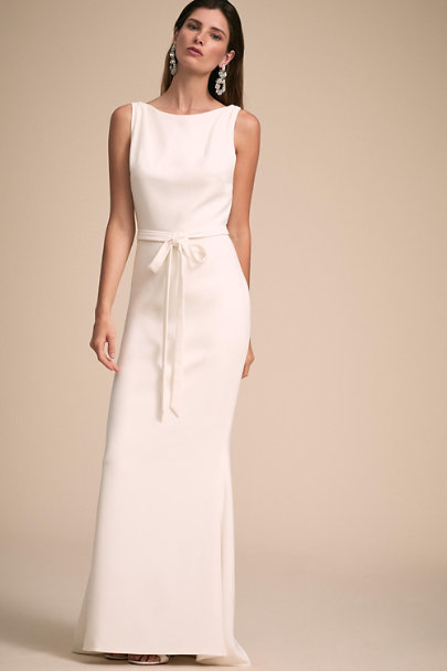 Amy Kuschel Ivory Arley Gown | BHLDN