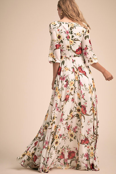 Yumi Kim Brookhave Ivory Woodstock Maxi | BHLDN