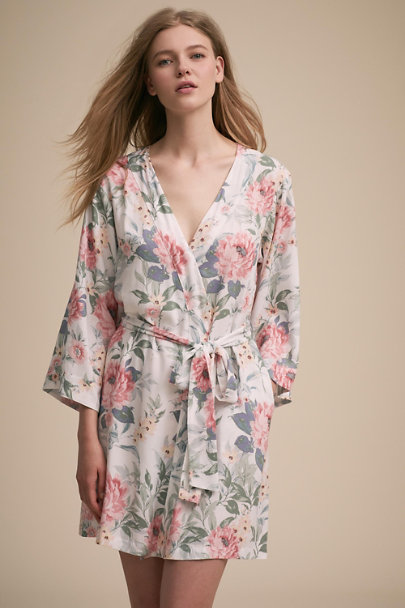 Yumi Kim Ivory Breathless Robe | BHLDN