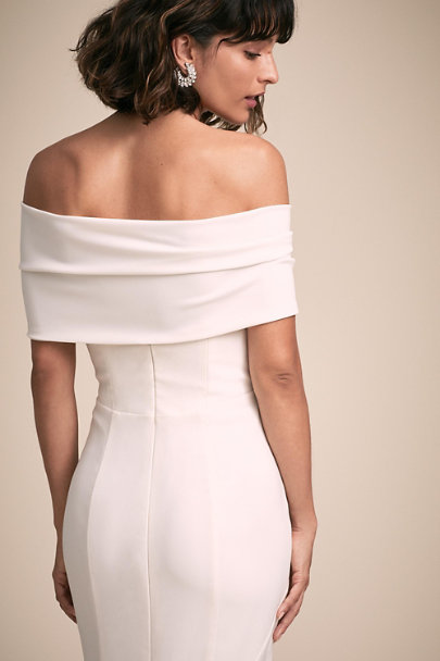 Amy Kuschel Ivory Newport Wrap | BHLDN