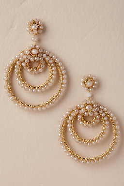 Ellora Hoop Earrings