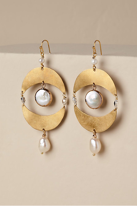 Emmi Chandelier Earrings