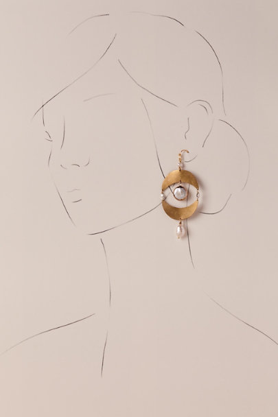 View larger image of Emmi Chandelier Earrings