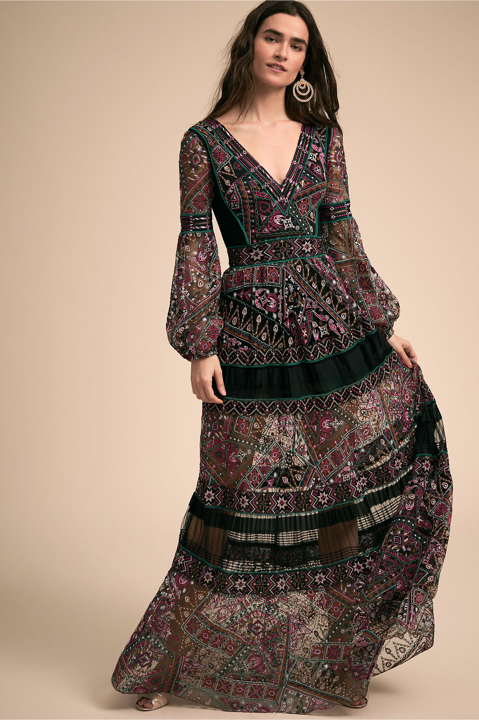Fidella Dress in Sale | BHLDN